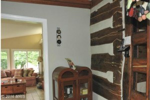 Historic Log Walls