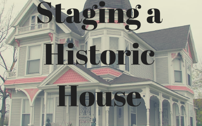Staging A Historic House
