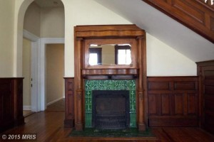 Front Royal Fireplace