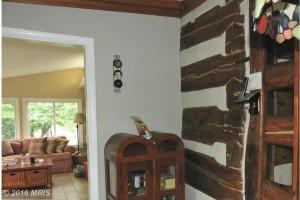 Historic Log Walls