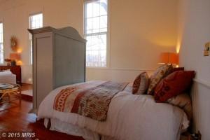 Historic Church Bedroom