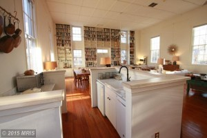 Waterford Historic Church Kitchen