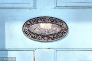 Registered historic property