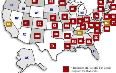 Using Historic Tax Credits